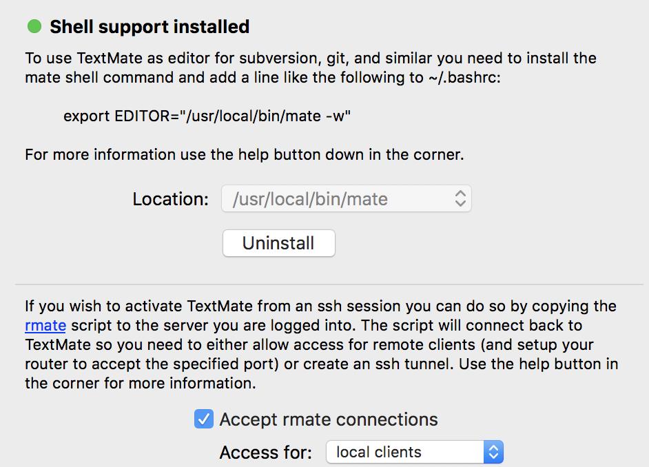 Textmate setup (Mac only)   R-bloggers